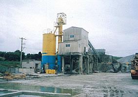 大米建設 生コン・砕石 波照間生コンクリートプラント/竹富町