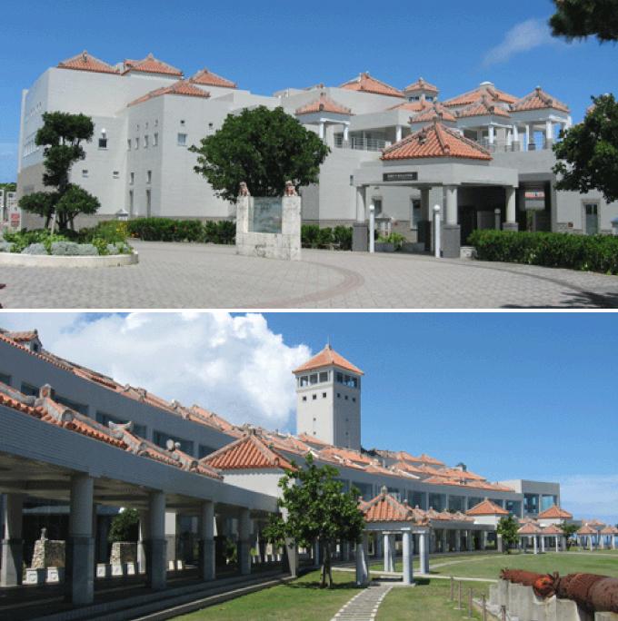 沖縄県平和祈念資料館(仮称)新設工事(建築1工区)
