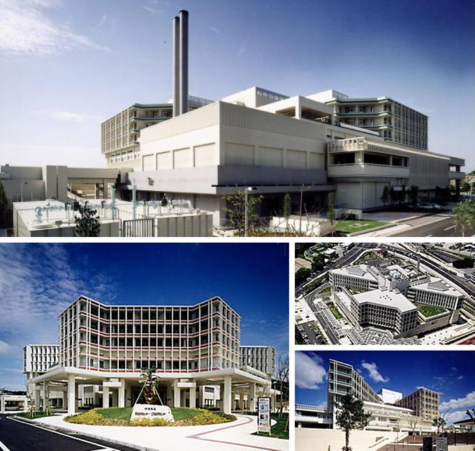 沖縄県立高度・多機能病院(仮称)新築工事(建築3工区)