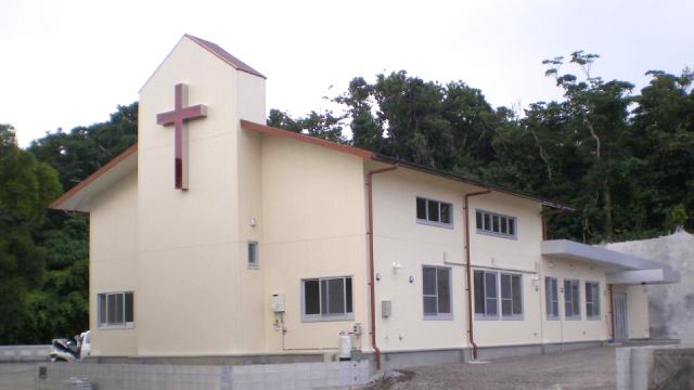 マラナタキリスト教会新築工事