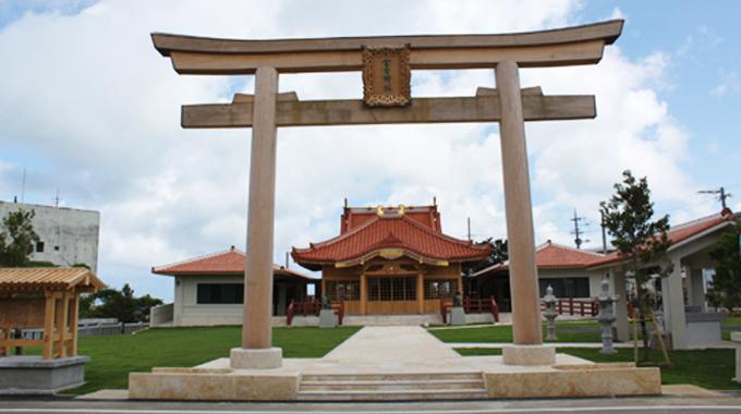 宮古神社新築工事(建築1工区)(社務所棟)