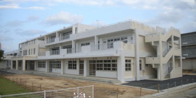 北小学校校舎改築工事(建築2工区)