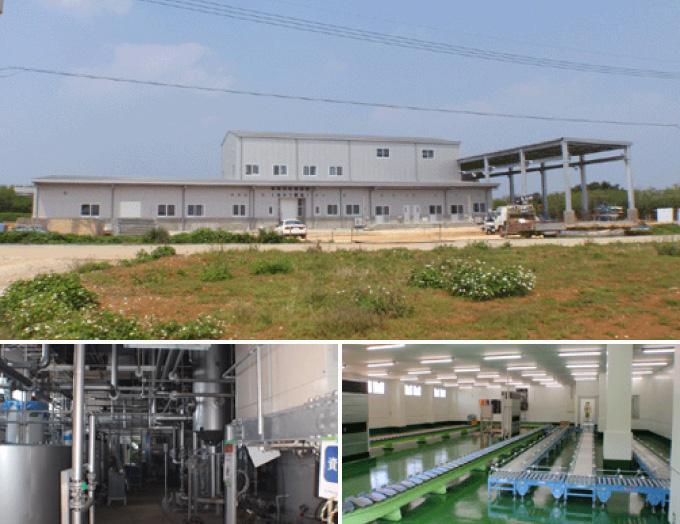粟国村製糖施設(含みつ製造)新築工事