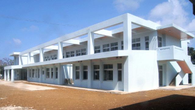多良間中学校校舎新増改築工事
