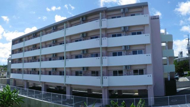 (仮称)沖縄統合医療学院共同住宅新築工事