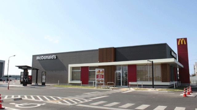 日本マクドナルド宮古島店新築工事