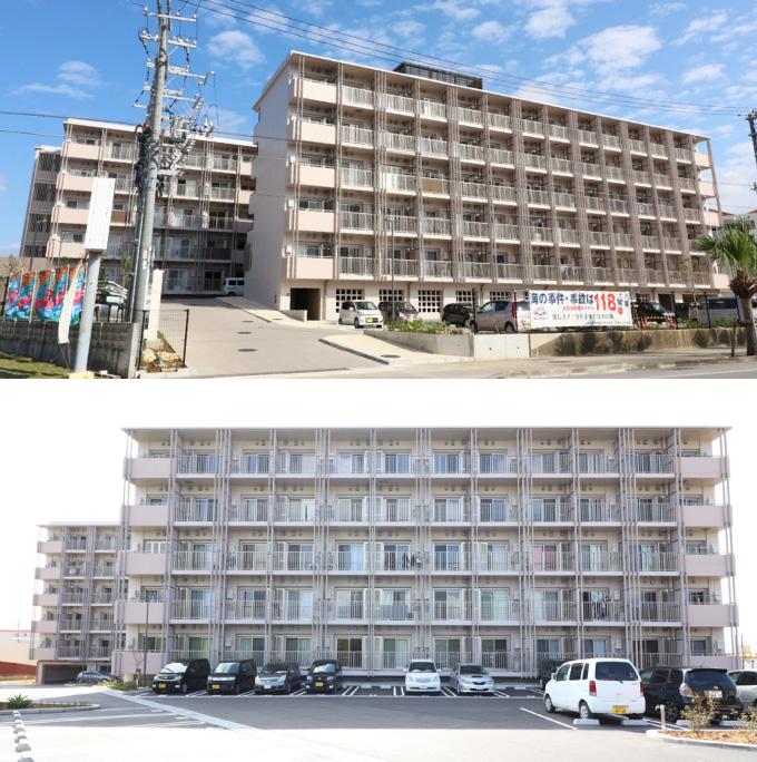 真栄里宿舎(28)建築工事