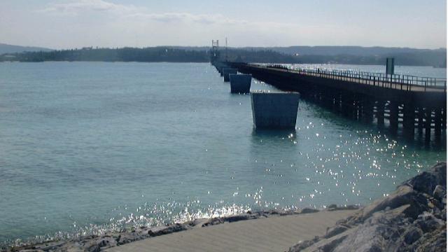 古宇利大橋橋梁整備第5期工事(下部工P1、P2)