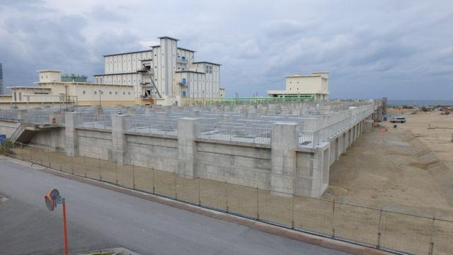 宜野湾浄化センター最終沈殿池築造工事(2工区)