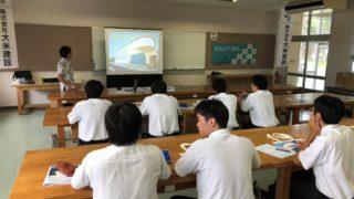 令和元年度 県内企業合同説明会(八重山商工高等学校)