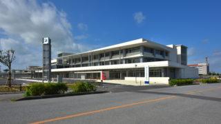 宮古島市総合庁舎建設工事(建築1工区)